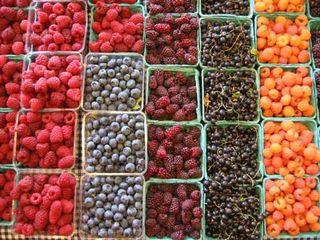 Keep Berries Fresh