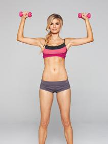 Marisa Miller's Ab Workout