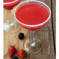 Blackberry Strawberry Margarita