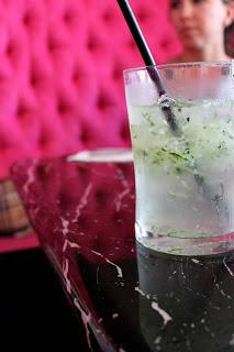 Sparkling Cucumber Mint