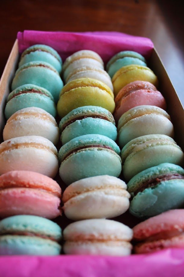 Laduree French Macaron Recipe
