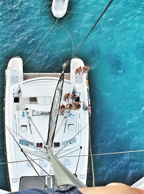 Sailing the BVI's {Part 2}