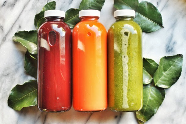 30 Fresh Healthy Juices + Benefits