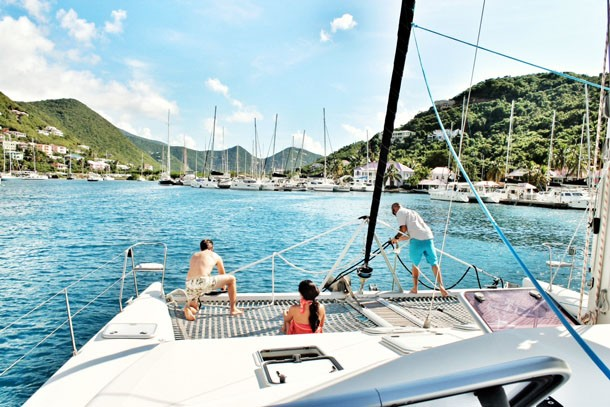 Sailing the British Virgin Islands (Part Three)