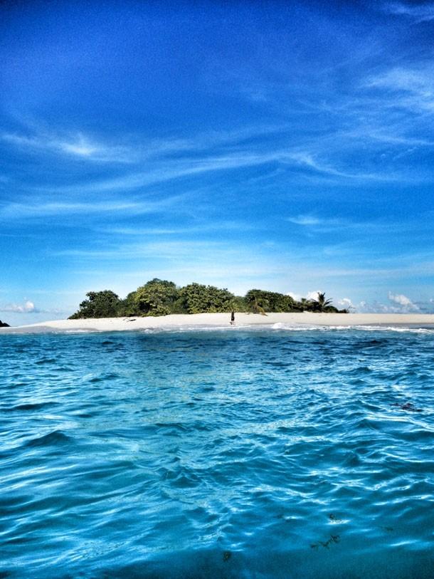 Sandy Spit, British Virgin Islands