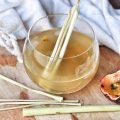 Passion Fruit Lemongrass Bird Nest Summer Sipper
