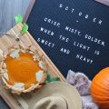 Vanilla Bourbon Pumpkin Pie | A Bit of Bees Knees