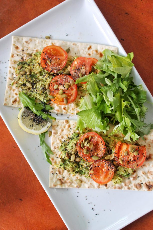Avocado Lavash | A Bit of Bees Knees