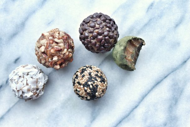 Bliss Balls | A Bit of Bees Knees