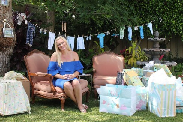 Melissa's Baby Shower | A Bit of Bees Knees