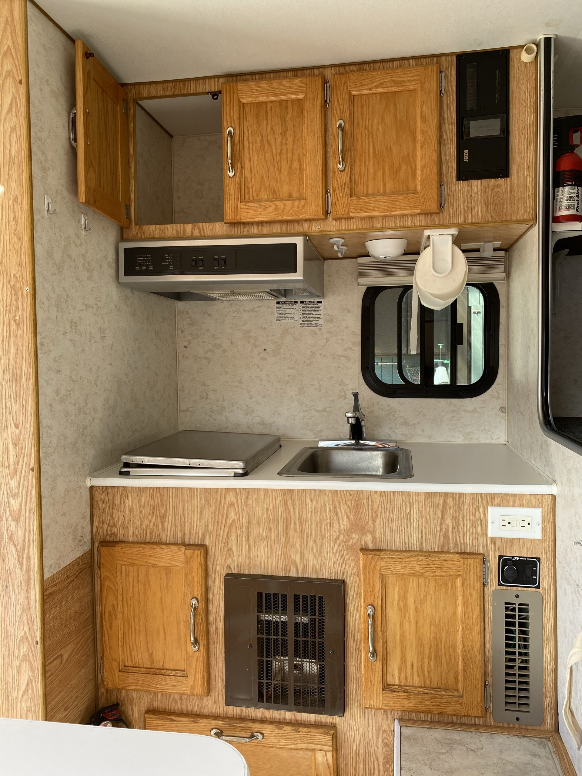 Cabover Camper Renovation | A Bit of Bees Knees